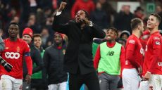 Son dakika - Luyindama'nın Anderlecht aleyhine yaptığı tezahürata ceza