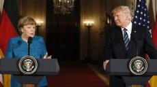 Son dakika - Merkel'den ABD'ye güvenlik çıkışı