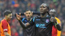 Son dakika - Rodallega'dan gol sözü! 'Alanyaspor'a da atacağım'