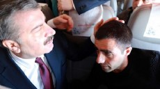 Son dakika - Sağlık Bakanı Koca'dan uçakta rahatsızlanan yolcuya müdahale