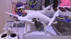 Son dakika - Drone'li hırsızlık şebekesi çökertildi