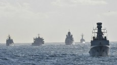 Son dakika - Türk ve Pakistan donanmasından ortak tatbikat