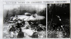 Son dakika - İngilizler Menderes'in sağ kurtulduğu kazayı unutmadı