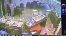 Son dakika - Mısır'da 4 maskeli zanlı kuyumcu dükkanını soydu