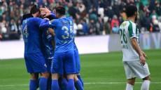 Son dakika - Çaykur Rizespor deplasmanda Bursaspor'u 2-0 mağlup etti
