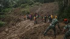 Son dakika - Endonezya'da meydana gelen heyelanda 4 kişi hayatını kaybetti