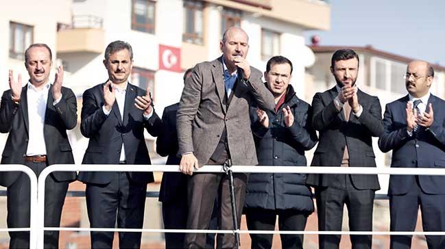 'PKK diye bir şeykalmayacak'