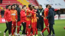 Son dakika - Kayserispor sahasında Göztepe'yi 2-1 mağlup etti