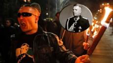 Son dakika - Neo-Naziler Sofya'da General Hristo Nikolov Lukov için yürüdü
