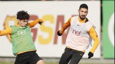 Son dakika - Galatasaray'da Benfica hazırlıkları başladı