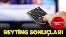 Son dakika - 18 Şubat reyting sonuçları: Pazartesi günü Çukur, Söz, Survivor reyting sıralaması