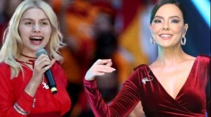 Aleyna Tilki, Ebru Gündeş performansı büyük beğeni topladı