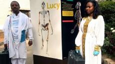 Son dakika - 3,2 milyon yıllık kadın iskeleti barış için sergilendi