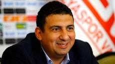 Son dakika - Antalyaspor Vakfının başkanlığına Ali Şafak Öztürk seçildi
