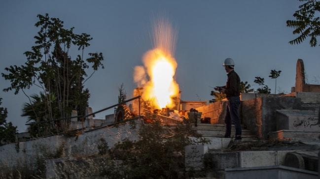 Osmanlý geleneði 'iftar topu' Kudüs'te sürdürülüyor
