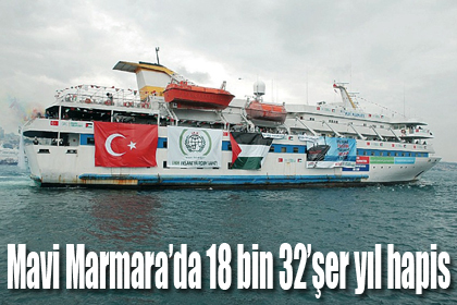 Mavi+Marmara+iddianamesi+kabul+edildi