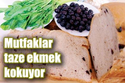 Mutfaklar+taze+ekmek+kokuyor